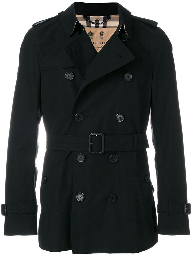 en soldes 17a87 d032c manteau homme burberry pas cher